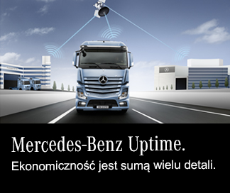 Mercedes-Benz Uptime.